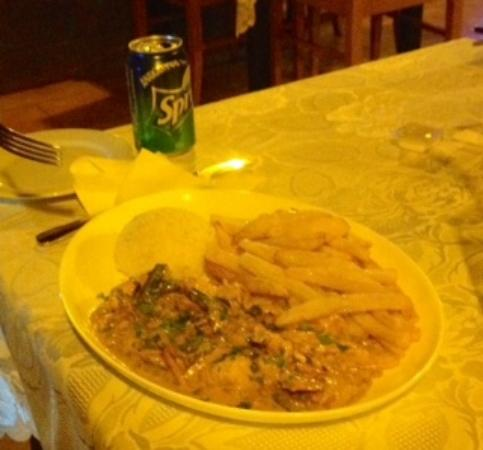 Sunset Family Restaurant : Chicken and mushroom