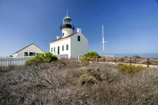 ‪Old Point Loma Lighthouse‬
