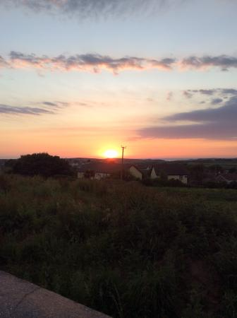 Wooldown Holiday Cottages: Great views
