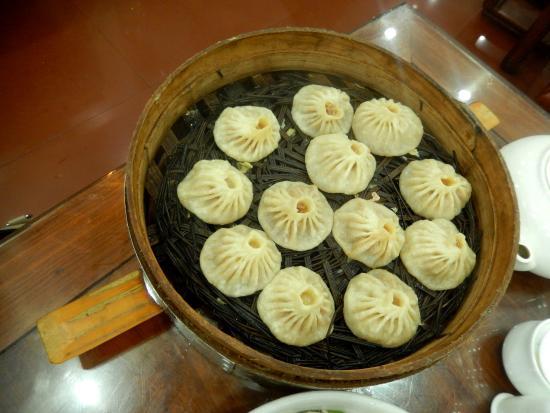 LuoYang ZhenBuTong Restaurant (ZhongZhou East Road) : Ravioli