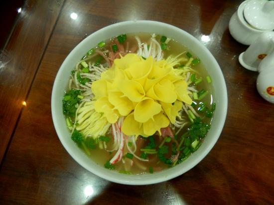 LuoYang ZhenBuTong Restaurant (ZhongZhou East Road) : Zuppa water banquet
