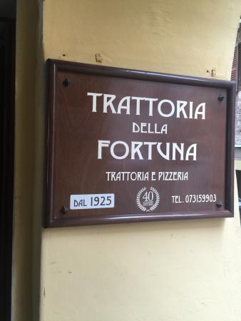 Trattoria della Fortuna : photo0.jpg