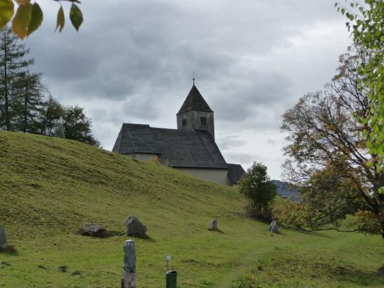 Falera, Suiza: San Remigio
