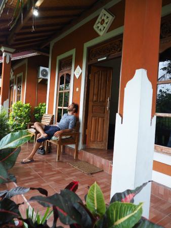 Mumbul Guesthouse: varanda