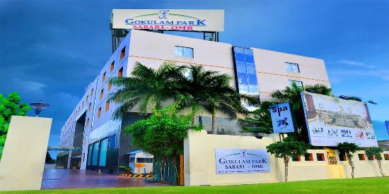 Gokulam Park Sabari - OMR : HOTEL