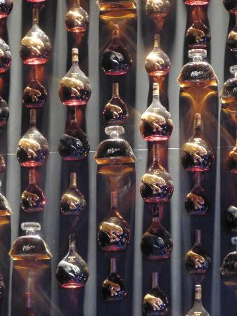 Cognac Meukow: Mur de cognac