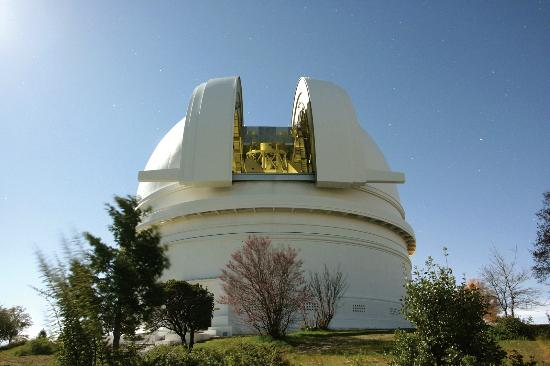 Palomar Mountain, Kalifornien: Hale Telescope dome
