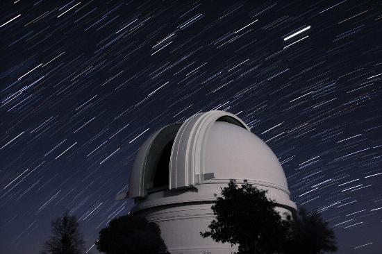Palomar Observatory Night Tour