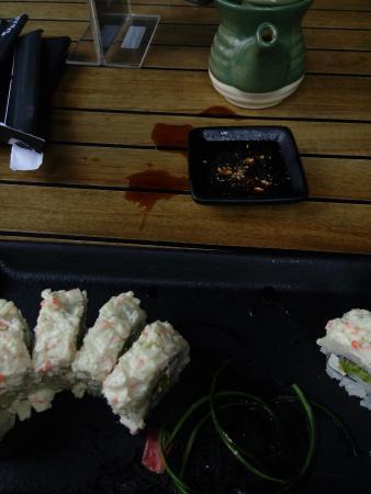 Mr. Sushi Polanco