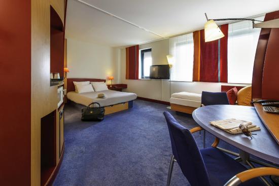 Hotel Novotel Suites Berlin City Potsdamer Platz Berlin Germany