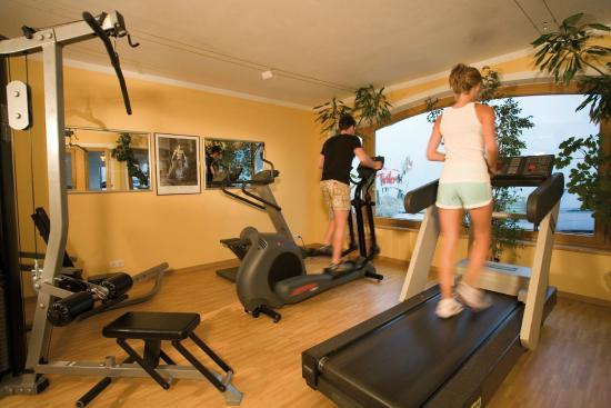 Hotel Tirolerhof: Fitnessraum