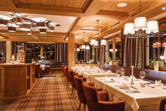 Hotel Tirolerhof: Restaurant