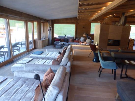 Hotel Alpin Spa Tuxerhof: Himmelreich