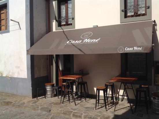 Arzua, Spanyol: Casa Nené