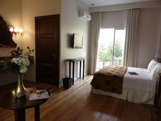 Magnolia Hotel Boutique: Terraza Room