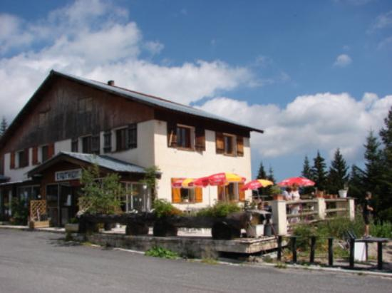 La Bollene Vesubie, França: L'Authion