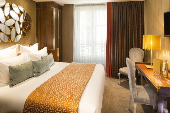 Hotel Baume: La chambre de la Suite Balcon