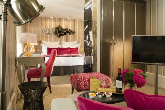 Hotel Baume, Hotels in Paris