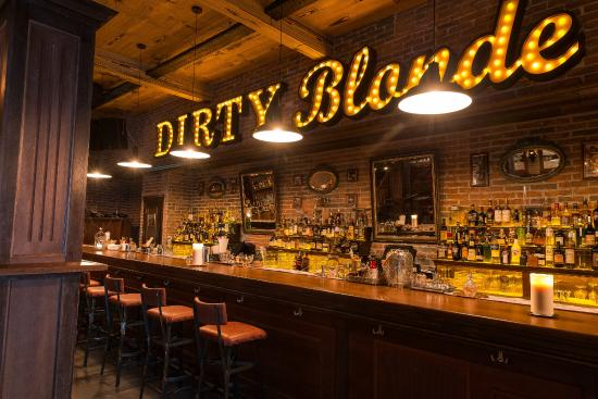 Dirty Blonde Bar