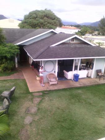 Honu'ea International Hostel Kauai: Area comune