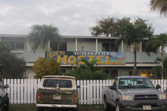 Honu'ea International Hostel Kauai: Esterni