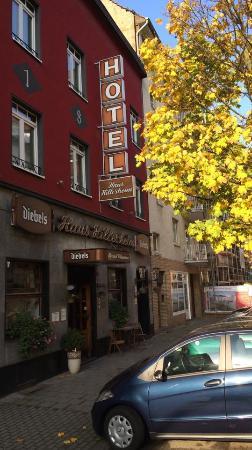 Hotel Haus Hillesheim: Außenansicht