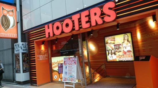 Hooters, Shinjuku