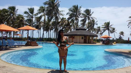 Suites Beach Park Resort A Felicidade Do Meu Filho é Minha