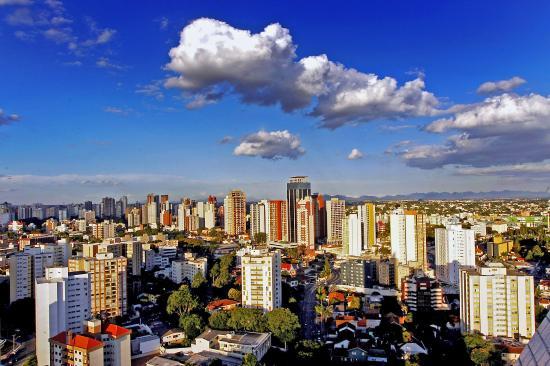 Da Cidade CuritibaStato Foto Curitiba De Vista Di Aerea nyOm80vPNw
