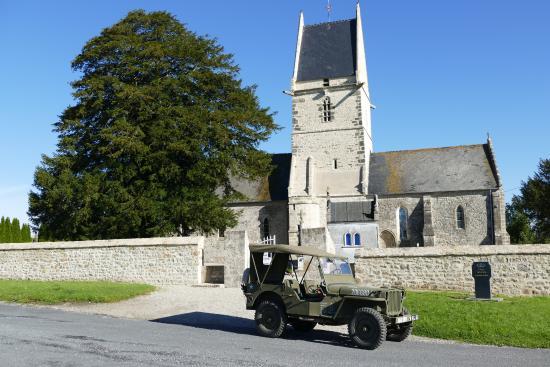 Church of Angoville-Au-Plain