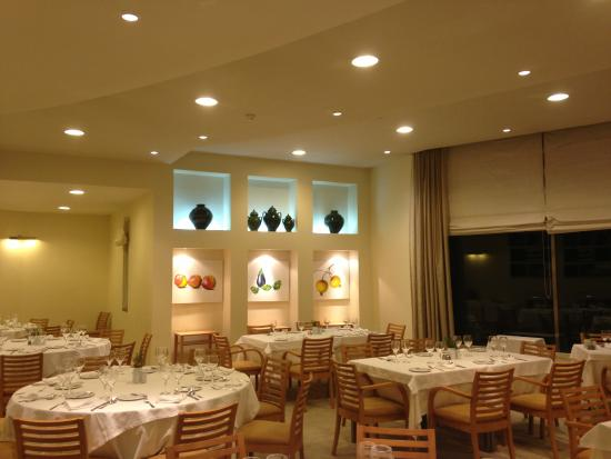 Santa Maria Hotel -- Fatima: Part of the dining area