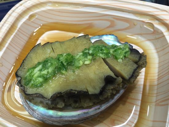 Ala Moana Food Court Abalone