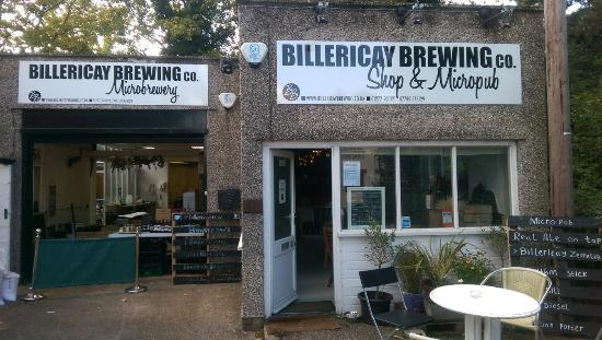‪Billericay Brewing‬