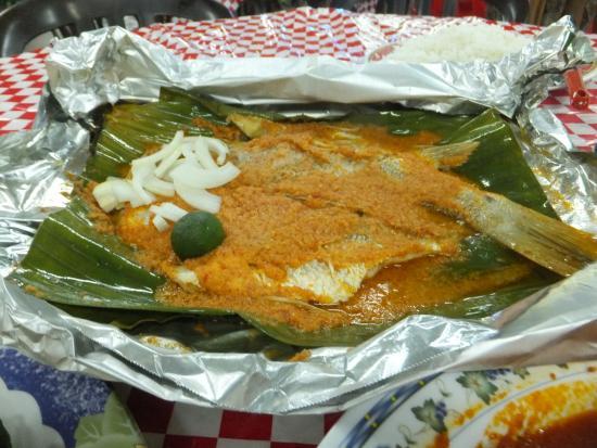 San Pedro: Portuguese Baked Fish
