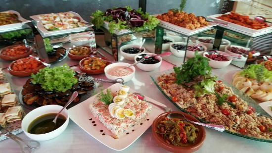 Zaki Hotel: petit buffet