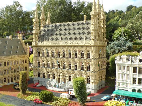 european landmarks - Picture of Legoland Windsor Resort, Windsor ...