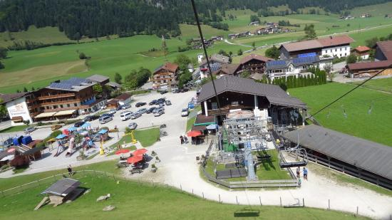 Walchsee, Áustria: For All the Family
