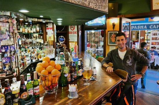 Cozy Restaurant Cafe & Pub: Cozy teras restorant