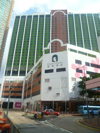 Hotel Panda Hong Kong Picture Of Panda Hotel Hong Kong Tripadvisor
