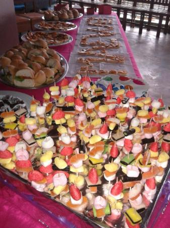 Fabulous Buffet d'AnniVerSaire Enfants - Photo de Su e Giu, Antsiranana  EK06