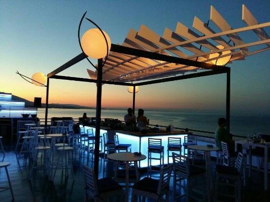 Platamon, Greece: Stavento Blue Bar