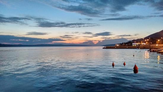 Karlobag, Хорватия: See view