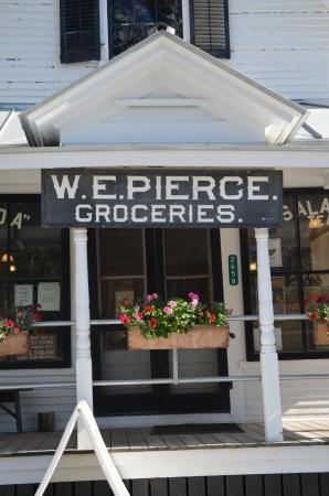 Shrewsbury, Vermont: Pierce's Store Shrewsbury VT