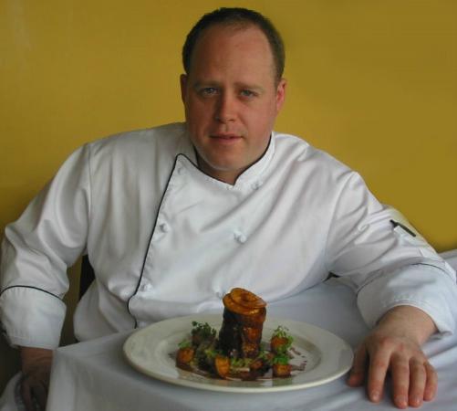 The Firehall Bistro : chef simpson
