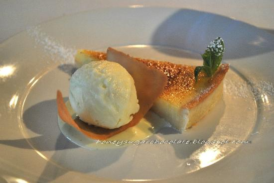 The Firehall Bistro : house made desserts