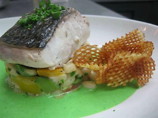 The Firehall Bistro : cod mains