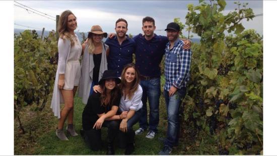 Milford, Καναδάς: Cidery visit