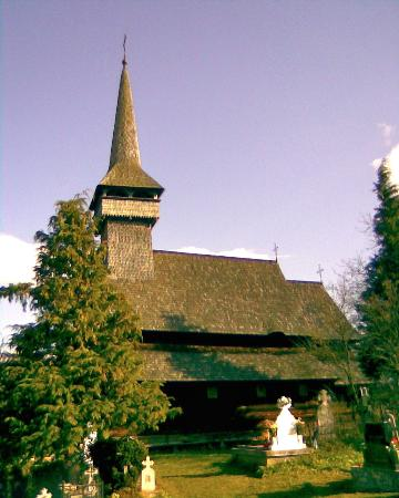 ‪Poienile Izei Church of Saint Parascheva‬