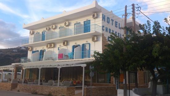 Hotel Chryssi Akti: hotel