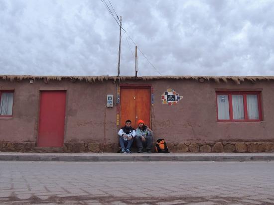 fachada de Hostal Laskar